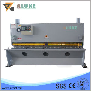 CNC Guillotine Cutting Machine for Metal Steel pictures & photos