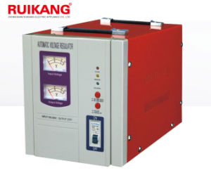 220V 50Hz Single Phase Voltage Stabilizer pictures & photos