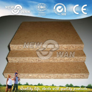 Particleboard (Plain, Melamine Faced, Hollow-core) pictures & photos