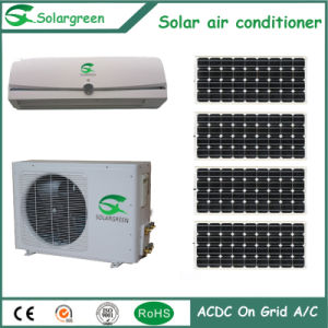 Supplied America Europe off Grid 100% Solar Air Conditioner pictures & photos