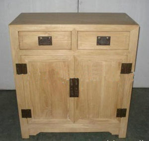 Antique Furniture Small Wooden Cabinet Lwb781 pictures & photos