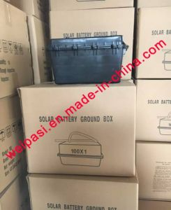 2PCS*200A Solar Battery Ground Box Underground Solar Waterproof Battery Box pictures & photos