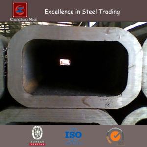 Black Carbon Steel Square Rectangle Pipe (CZ-SP09) pictures & photos