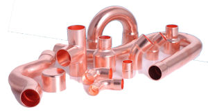 Brass and Copper Fittings Return Bend pictures & photos
