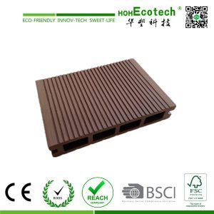 WPC Decking/Composite Timber Decking/Outdoor Artificial Wood Flooring pictures & photos