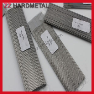 2016 Zhuzhou Zz High Quality Tungsten Carbide Rods pictures & photos