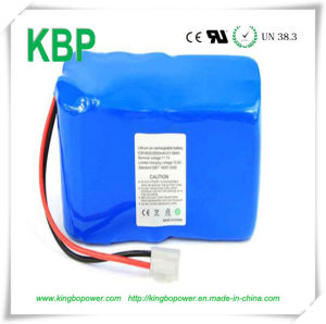 18650 LiFePO4 Li-ion Rechargeable Battery for E-Boat