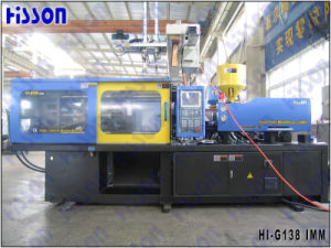 138t CE Approved Hydraulic Injection Molding Machine Hi-G138 pictures & photos
