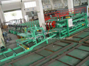 EPS Sandwich Panel Machine Production Line for Prefabricated House pictures & photos