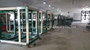 Automatic Plastic Cup Lids Molding Machine / Plastic Tray Forming Machine pictures & photos