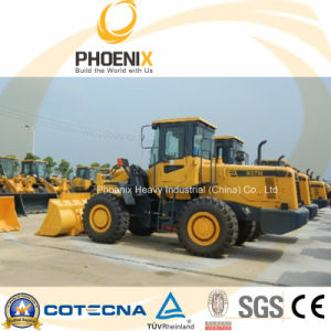 Changlin 937h 3 Tons Wheel Loader with Joystick and Big Radiator (ZL30H updated model) pictures & photos