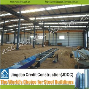 Cheap Veneer Wall Steel Structure Workshop pictures & photos
