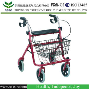 Aluminum Frame Two-Way Walking Aid Walker pictures & photos