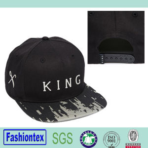 Wholeasale 6 Panel Embroidery Snapback Cap Mesh Baseball Cap Cotton Baseball Cap pictures & photos