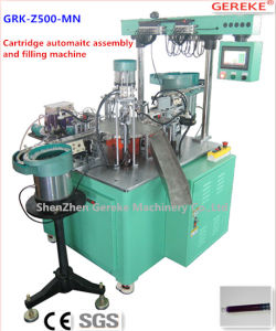 Stationery Equipment-Cartridge Automatic Assembly and Filling Machinery pictures & photos