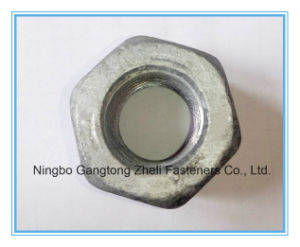 Australian Standard Hex Head Nut with HDG (AS1252) pictures & photos