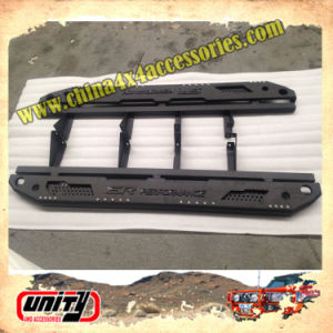 Wholesale High Quality New Design Steel Side Step Running Board Nerf Bar Side Step Bar Car Pedal for Toyota Fj Cruiser Car Black Color