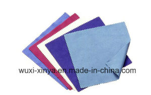 Microfiber Polar Fleece Lens Cleaning Cloth pictures & photos