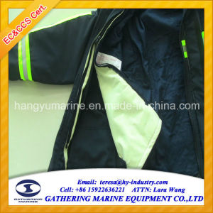 4 Layers High Quality Fire Fighting Suit / Fireman′s Suit pictures & photos