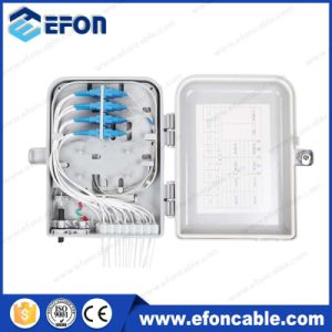 1X8 1X16 PLC Splitter FTTH 10pair Fiber Optic Junction Terminal Box (FDB-016A) pictures & photos
