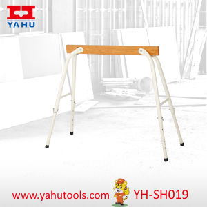 Universal Height Adjustable Sawhorse with Telescopic Legs pictures & photos