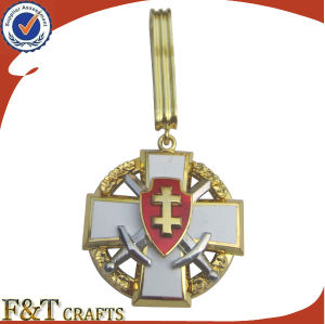 Best Quality Russian Souvenir Military Custom Zinc Die Cast Medal (FTMD1376A) pictures & photos