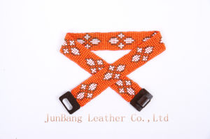 Fashion Pop Generous Beaded Lady Waistband pictures & photos