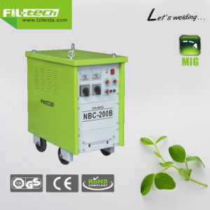 Gas/No Gas AC Transformer MIG Welder for Widely Usage (NBC-200B/250B/270B/350B)