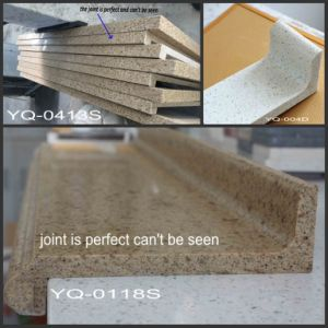Artificial Quartz Stone for Kitchen Countertops or Tiles pictures & photos