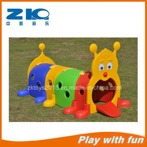 Indoor Kids Plastic Tunnel Children Playground pictures & photos
