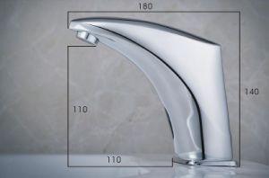 Bathroom Smart Automatic Sensor Faucet Basin Tap pictures & photos