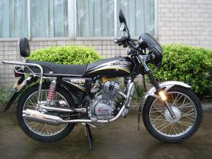 High Speed Spoke Wheel Cg 125cc Gas Cargo Motorcycle
