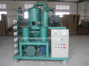 Eco Friendly High Vacuum Dielectric Oil Purifier Device (ZY-50) pictures & photos