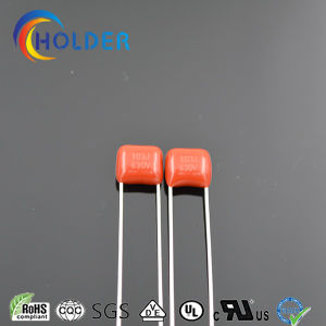 Cl21 Polyester Capacitor with All Series 63V 100V 250V 400V 630V RoHS pictures & photos