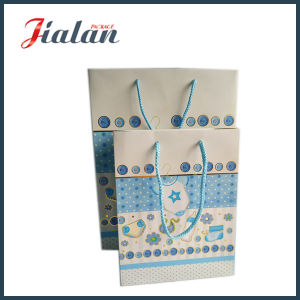 Factory Price Cheap Wholesales Different Design 210g Ivory Paper Bag pictures & photos
