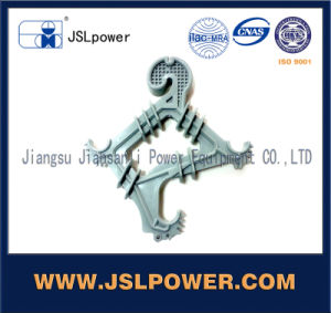 Energy Conservation 33kv HDPE Modified Polyethylene Cable Spacer pictures & photos