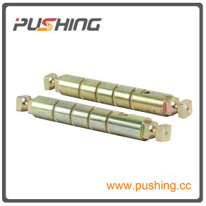 Zinc Plated Carbon Steel Precision Shaft