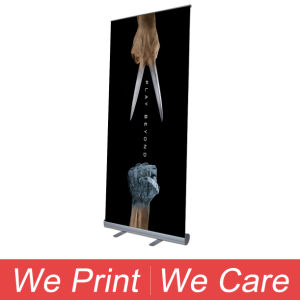 Easy Installed Roll up Banner Stand (BC-RBD11) pictures & photos