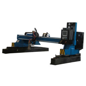 Gantry Type CNC Plasma Cutting Machine for CNC Metal Work Cutting pictures & photos