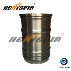 Cylinder Sleeve/Liner 8m20 for Mitsubishi Diesel Engine Part Diameter 146mm pictures & photos