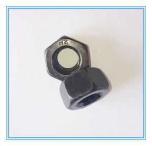 Structural Nuts A563 2h Nut DIN6915 for Industry pictures & photos