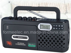 Cassette Recorder Cassette Player with USB Radio FM MW Sw pictures & photos