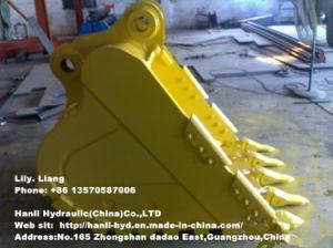 Guangzhou Hanli Hydraulic Bucket, Scoop for Kato Sany Komatsu Excavator pictures & photos