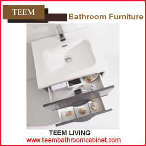 Yes Include Basin and Mirror Solid Wood Bathroom Cabinet pictures & photos