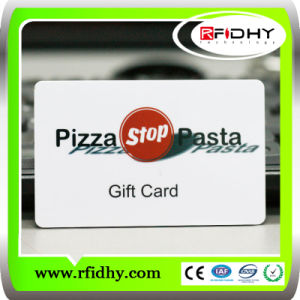 Cr80 Full Color Offset Printing High Quality RFID Card PVC Gift Card pictures & photos