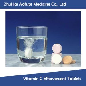 Hot Sale Vitamin C Effervescent Tablets pictures & photos
