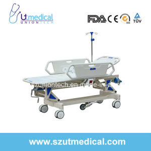 Yqc-2r Manual Emergency Bed for Transportation Critical Patients