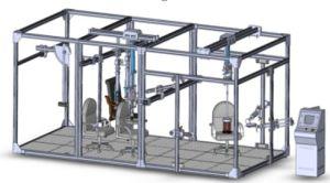 Bifma X 5.1-2011 Chair Universal Testing Machine pictures & photos