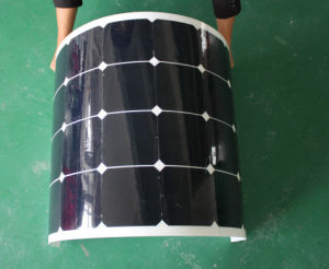 Find China Sunpower Flexible Solar Panel 250W with Cheap Price pictures & photos