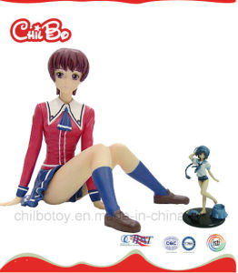 Short Hair Lovely Plastic Toy (CB-PF030-M) pictures & photos